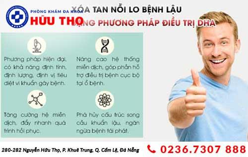phuong phap ho tro dieu tri benh lau