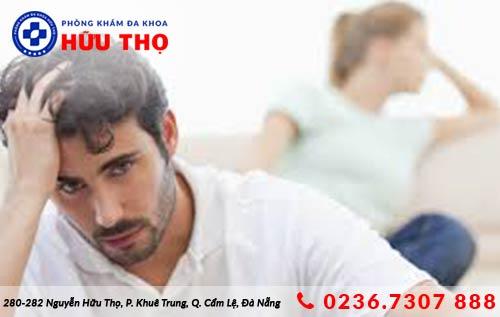 Nguyên nhân của tình trạng yếu sinh lý ở nam giới